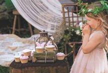 Fairy-themed Kids Party / by Sara - Random Housewifery