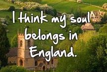 This green and pleasant land... / Anglophile; all things british
