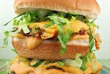 Burgers,Sandwiches,&Wraps / by Allison Altmann