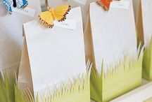 Bags, Tags, Boxes, and More / Creative ways to package gifts!