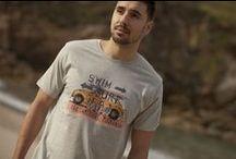 TSP Unisex T-shirts / Camisetas surf / Surf T-shirt
