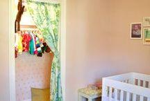 Kids' Room / Home decor for all three kids; colors, crafts, design, etc.