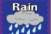 Homeschool Science Weather & Water Cycle