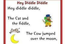 Homeschool Preschool Fairy Tales and Nursery Rhymes
