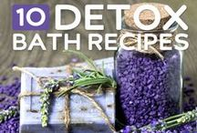 Natural Detox / Detox isn't just for weight loss. Detox from harmful governmental elements, heavy metals, illness, etc.