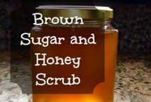 Natural Personal Care / Homemade and natural personal care products