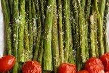 Veggies.. yum!