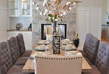 Dining Rooms Done right / by Allison Altmann