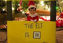 ~ELF on the SHELF ~ / by Allison Altmann