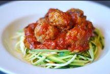 Good Eats Pasta / Gluten Free Pasta ideas