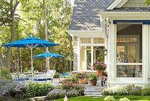 Beautiful Backyards / by Allison Altmann