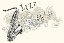 All That Jazz / Jazz musicians and singers / by Julia Chance