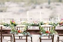 TABLESCAPES / Seriously gorgeous inspiration for a stunning wedding reception