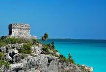 """Mexique / Partez à la découverte des richesses du Mexique : de Mexico à Cancun, votre voyage s'annonce fascinant. Vous serez impressionnés et séduits par la pyramide de Kukulkán à Chichen Itza, le temple des fresques de Tulum, les villes de Campeche et Chicanna, Oaxaca, Teotihuacan... Riviera Maya, Playa del Carmen, partez à la découverte de plages magnifiques et explorer la superbe mer des Caraïbes."""" Karine M. > http://www.fr.lastminute.com/"""