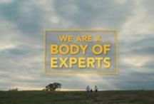 Body of Experts / The human body is amazing. Each part unique, yet intricately dependent. Together, they tell a powerful story. Of courage. Hope. Determination. That is why we bring together the best doctors and hospitals as one body — a body of experts working harmoniously caring for yours. / by Memorial Hermann
