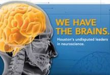 Mischer Neuroscience Institute / The Houston neuroscience center brings together a team of world-class clinicians, researchers and educators whose insights and research findings are transforming the field of neuroscience. / by Memorial Hermann