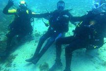 MERGULHO ADAPTADO - HSA / Inclusão com mergulho