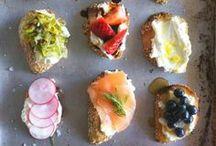 Appetizers/ Snacks / by Melissa Grein