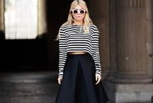 style file / street style, high fashion, bloggers, shoes, jewelry, handbags, eyewear, et. al.  / by Vanessa M.