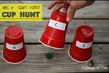 ABC / Attività, materiali da scaricare e giochi per imparare l'alfabeto