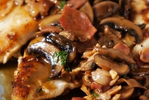 Edibles - Savorys / Food GLORIOUS Food! / by Anita Stewardson