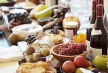 Edibles - Platters, Picnics & Fresh / Food GLORIOUS Food! / by Anita Stewardson