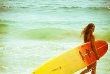 Beach Love / by Mandy Yingst