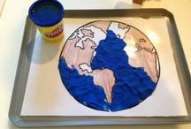 Geografia - Maps / Attività, materiali da scaricare e giochi sulla geografia