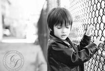 About a boy / by Kathy Chuma