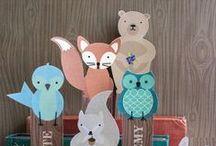 Segnalibri - Bookmarks / Segnalibri fai da te per la scuola e per bambini
