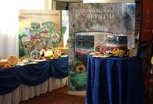 Eventi / Il Gruppo Brunelli partecipa attivamente e costantemente a molti eventi e convention nazionali e internazionali. E' presente con i suoi stand e i suoi prodotti a manifestazioni fieristiche, missioni commerciali o eventi organizzati dal circuito agroalimentare italiano ed estero e da altre istituzioni di riferimento.