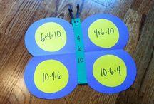 Education- Math / by Brittany Ortiz
