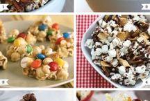snacks / by Leslie Grawrock