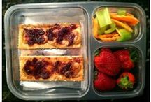 kids lunches / by Mandy Yingst