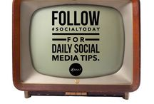 Social media marketing tips / Practical social media marketing for business tips for you to act on.