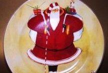Jolly old St. Nick.. / Santa / by Flora Thompson