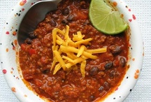 Chili Time! / by Melissa Grein