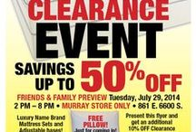Store Events / by RC Willey