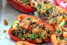 Healthy & Delicious / Recipes that are both good and healthy, or delicious and slighty less healthy