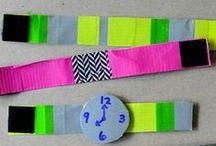 Ore e Tempo - Time activities / Attività, materiali da scaricare, esperimenti e giochi per bambini sul tempo, le ore, l'orologio