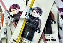 Star Wars homemade / Lavoretti, materiale da scaricare e idee didattiche sul tema Star Wars