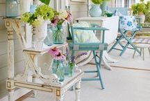 Porches / by Virgie Fisher