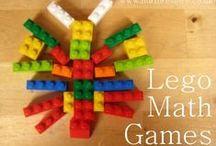 Lego creativo - Lego activities / Attività, materiali da scaricare, esperimenti e giochi da fare con i LEGO