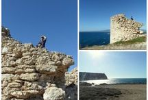 Sardegna con i bambini - Sardinia with Kids / Idee per viaggiare in Sardegna con i bambini