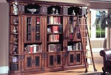 Home Office Book Cases / Home Office Furniture / by RC Willey