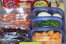 Healthy Snacks / by Kimberly Zhe