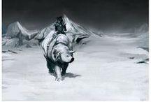 energybending / ATLA & LOK  / by Gohar Warraich