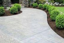front yard design / by Katherine Lange