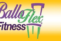 BalloFlex *Bonnie's Heart and Home* / All about BalloFlex Seated Fitness, of which I am a Certified Instructor