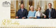 Royalty / Royalty First Day and Commemorative Covers (Beautiful Stamp Collectables)